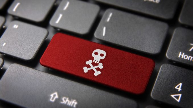 No to illegal downloads